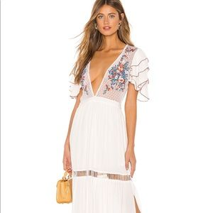 Cleobella Daphne Maxi Dress XS NEW with tags